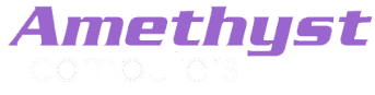 Amethyst Computers Ltd, Logo